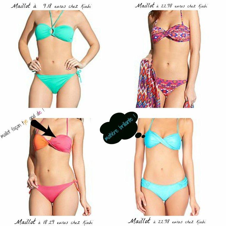 SUMMER , maillots de bains ♥